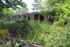 Reste des Dorfes Vogelsang